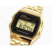 CASIO WATCH VINTAGE GOLD A159WGEA-5