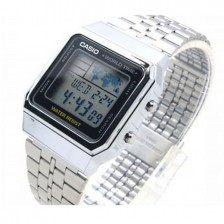 CASIO WATCH COLLECTION A500WA-1D