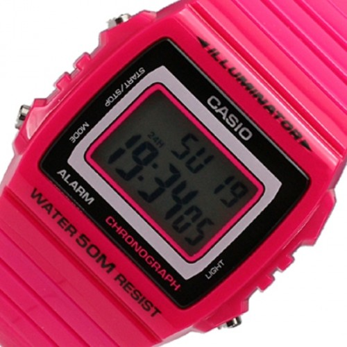 OROLOGIO AL QUARZO DIGITALE CASIO COLLECTION W-215H-4A TRASPORTO INCLUSO