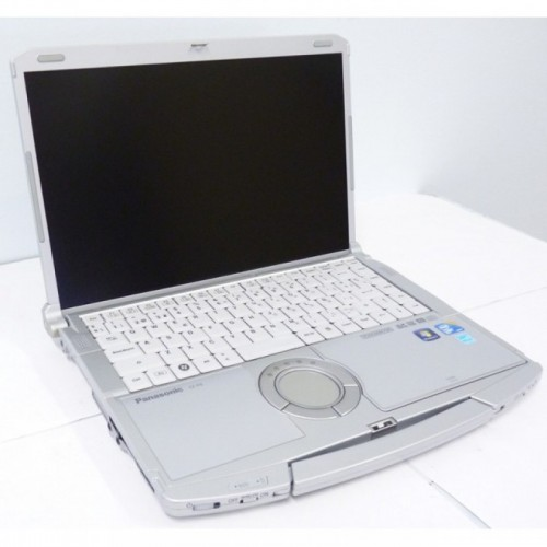 NOTEBOOK PANASONIC TOUGHBOOK CF-F9 INTEL CORE I5 560M 2.6GHZ  SSD128GB RAM 4GB UMTS WIN 7 PROFESSIONAL - usato