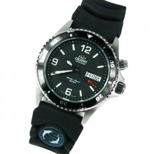AUTOMATIC WATCH ORIENT MAKO RAY DIVER 200MT FEM65004BW EM65004B