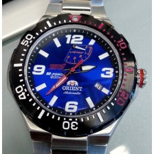 ORIENT AUTOMATIC  M-FORCE STI LIMITED EDITION SEL07003D0 EL07003D - LATEST PIECES !
