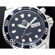 AUTOMATIC WATCH ORIENT MAKO RAY II DIVER WR200MT FAA02005D9 AA02005D