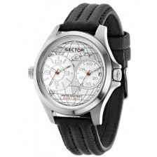 SECTOR WATCH DUAL TIME 190 R3251290004