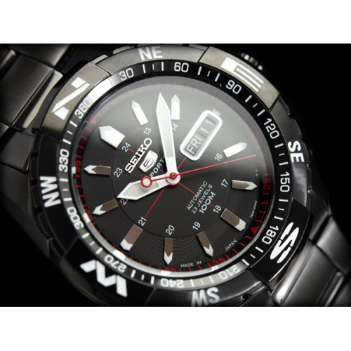 SEIKO 5 SPORTS DIVER WR 100MT SNZJ11J1 MADE IN JAPAN