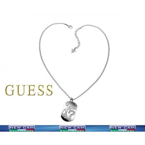 COLLANA GUESS STEEL USN80908 TRASPORTO INCLUSO