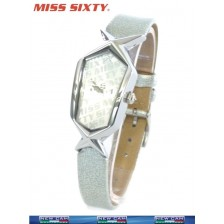 QUARTZ WATCH MISS SIXTY SIXTYSTAR 2HANDS SCJ004