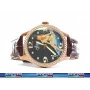 QUARTZ WATCH AVION PIN UP AP102B LAZY BABY PRICE LIST €145,00