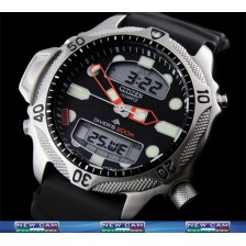 QUARTZ WATCH CITIZEN PROMASTER AQUALAND 200Mt JP1010-00E