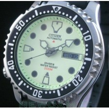 AUTOMATIC WATCH CITIZEN PROMASTER NY0040-09W