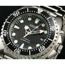 SEIKO KINETIC DIVER WR200MT SKA371P1 - LAST PIECE !