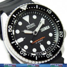 AUTOMATIC WATCH DIVER SEIKO SKX007J - LATEST PIECES