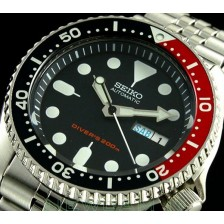 AUTOMATIC WATCH SEIKO DIVER SKX009K2 - LATEST PIECES