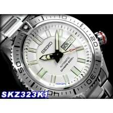 AUTOMATIC WATCH SEIKO SUPERIOR STAGATE SKZ323K - LAST PIECE