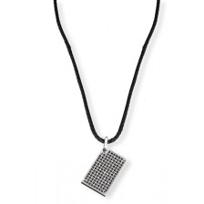 NECKLACE MORELLATO BLACK SAB01