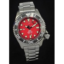 AUTOMATIC WATCH ORIENT PRO SATURATION PROFESSIONAL DIVER WR300MT POWER RESERVE SEL02003H0 EL02003H