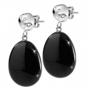EARRINGS MORELLATO OVAL SRS11