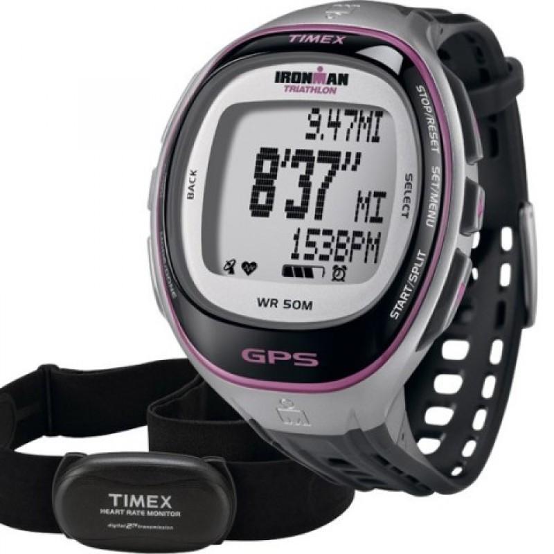 WATCH QUARTZ DIGITAL TIMEX IRONMAN RUN TRAINER GPS T5K630 PRICE LIST 753048465651 | eBay