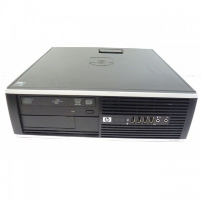 PC HP COMPAQ 6005 PRO ATHLON II X2 215 2.7GHZ RAM 4GB HDD 250GB AT496AV WINDOWS 7 - usato 2